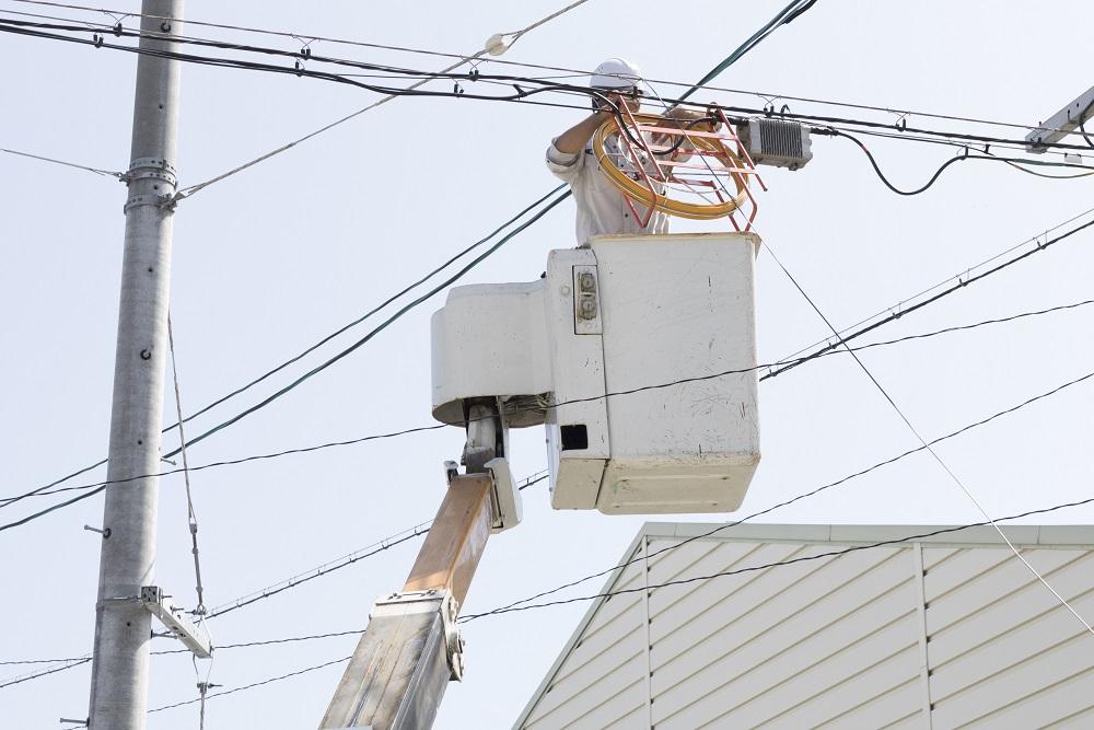 ドコモ光の無派遣工事とは一体?コストや工事の流れと開通までを知っておこう。
