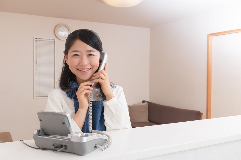 自宅の固定電話を良く使うならドコモ光電話バリューが断然おトク!