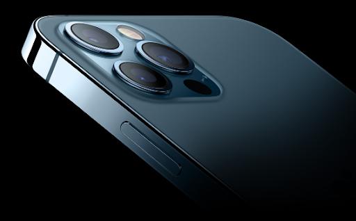 iPhone12proのカメラ