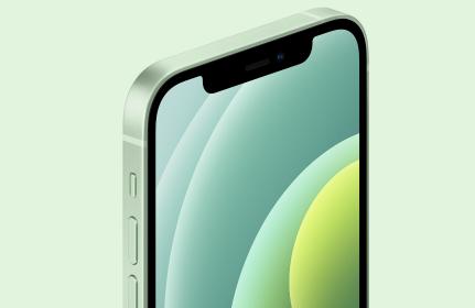 iPhone12で採用されたCeramic Shieldのイメージ画像
